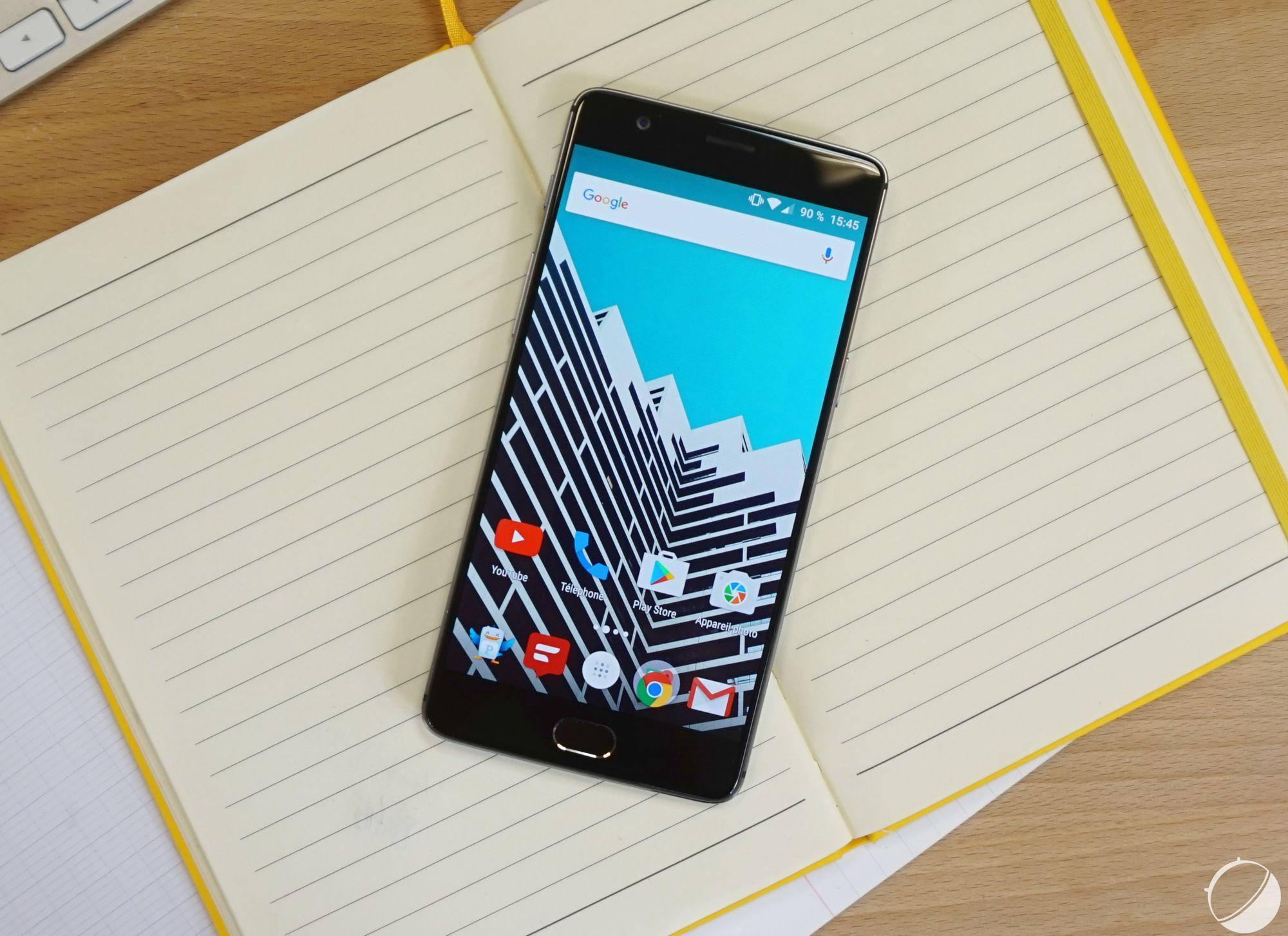Carl Pei réagit aux critiques sur l'écran du OnePlus 3 et compte régler le problème