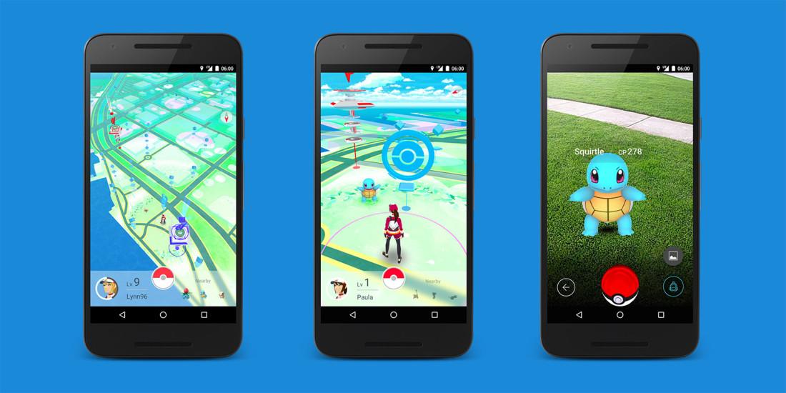 Pokémon Go n'échappera pas à la publicité
