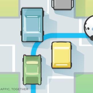Waze tente de résoudre un casse-tête routier américain
