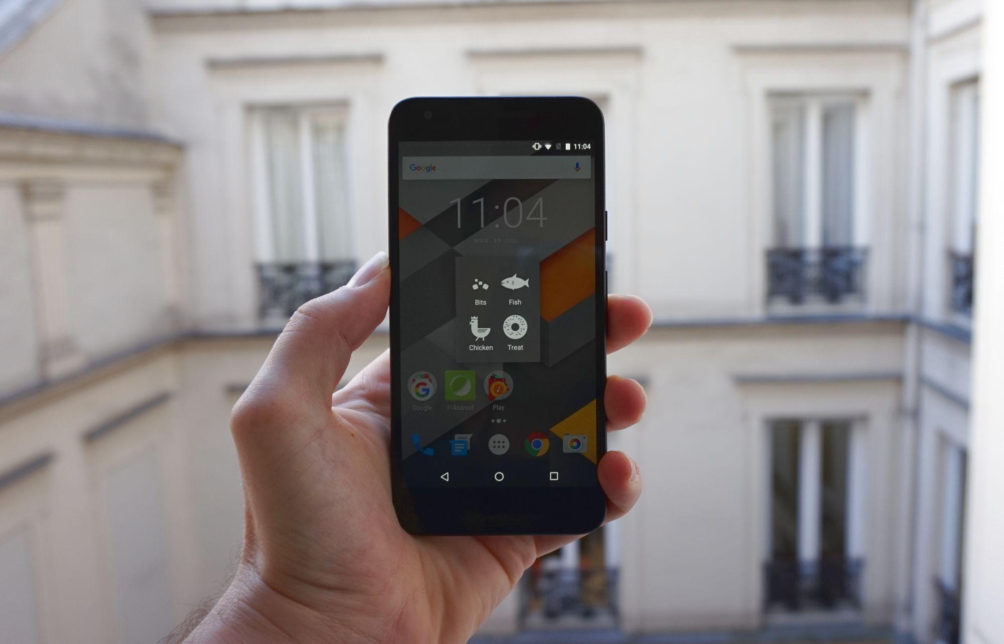Android 7.0 Nougat a un nouvel easter egg et il est question d'attraper des chats