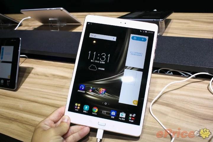 Zenpad 3S : Asus présente sa nouvelle tablette Android de 10 pouces