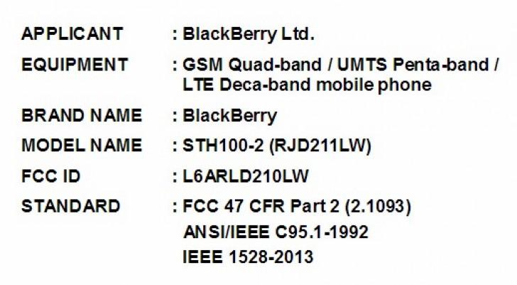 BlackBerry Hamburg : il sera bien fabriqué par TCL (Alcatel)
