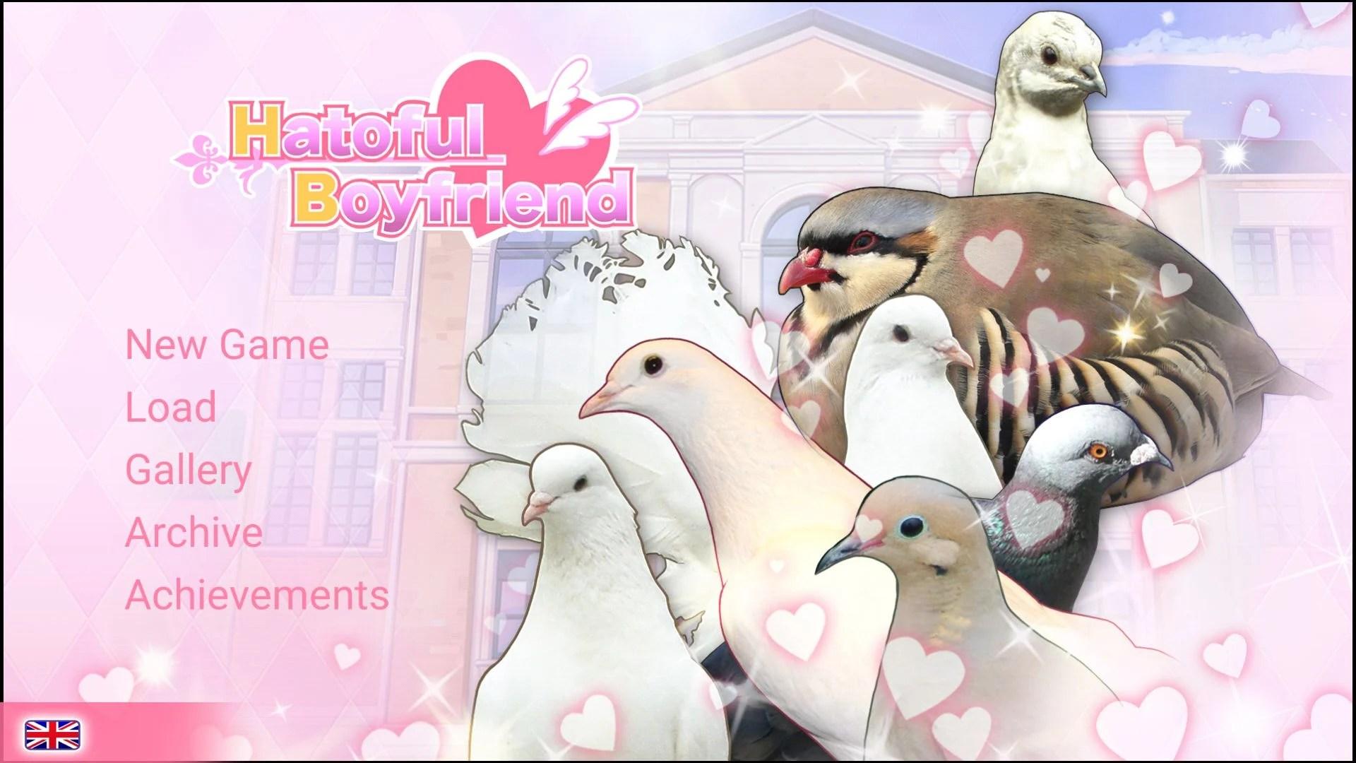 Hatoful Boyfriend est un touchant simulateur de rencontre amoureuse avec des pigeons
