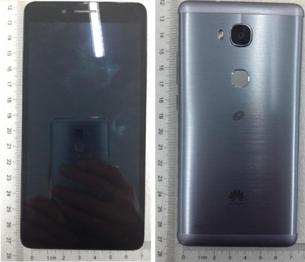 Huawei H1622 : le successeur potentiel du Nexus 6P aperçu à la FCC