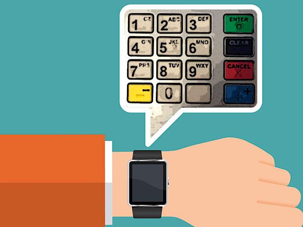 Les montres connectées peuvent révéler les codes de carte bleue des utilisateurs