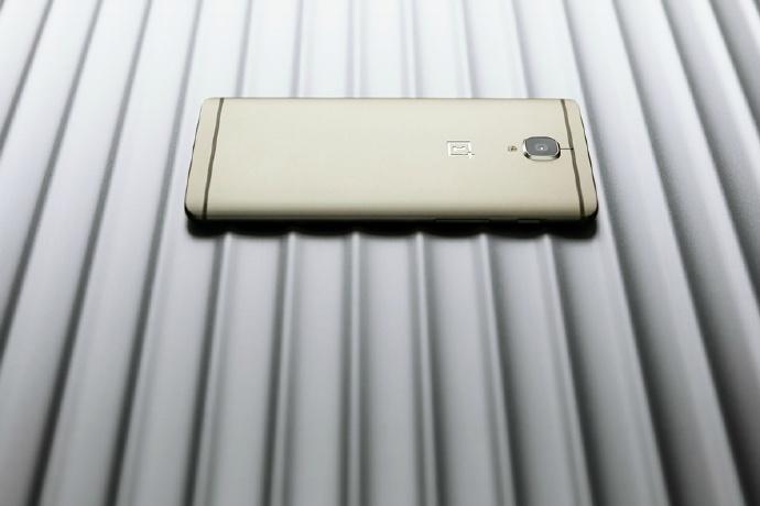 Le OnePlus 3 Soft Gold fait une apparition à quelques jours de sa sortie