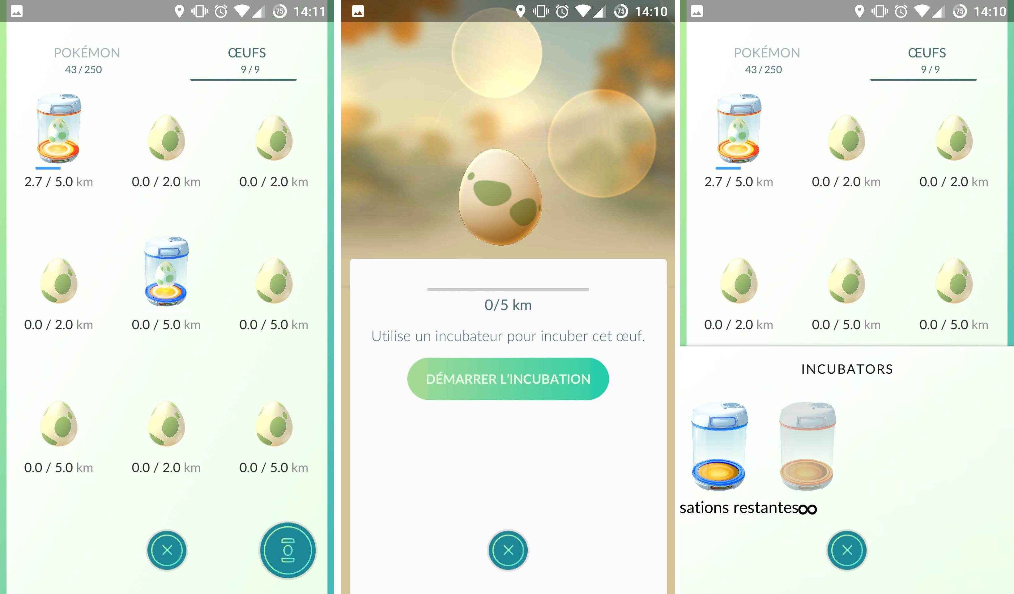 Mise à jour Pokémon GO 0.41.4 disponible sur le Play Store, découvrez les nouveautés