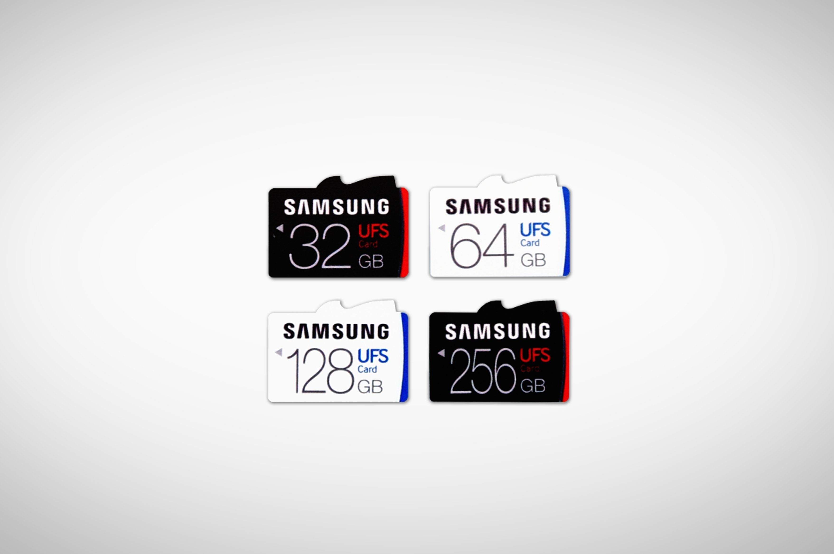 UFS Removable Card : Samsung dévoile des cartes mémoires dignes d'un SSD