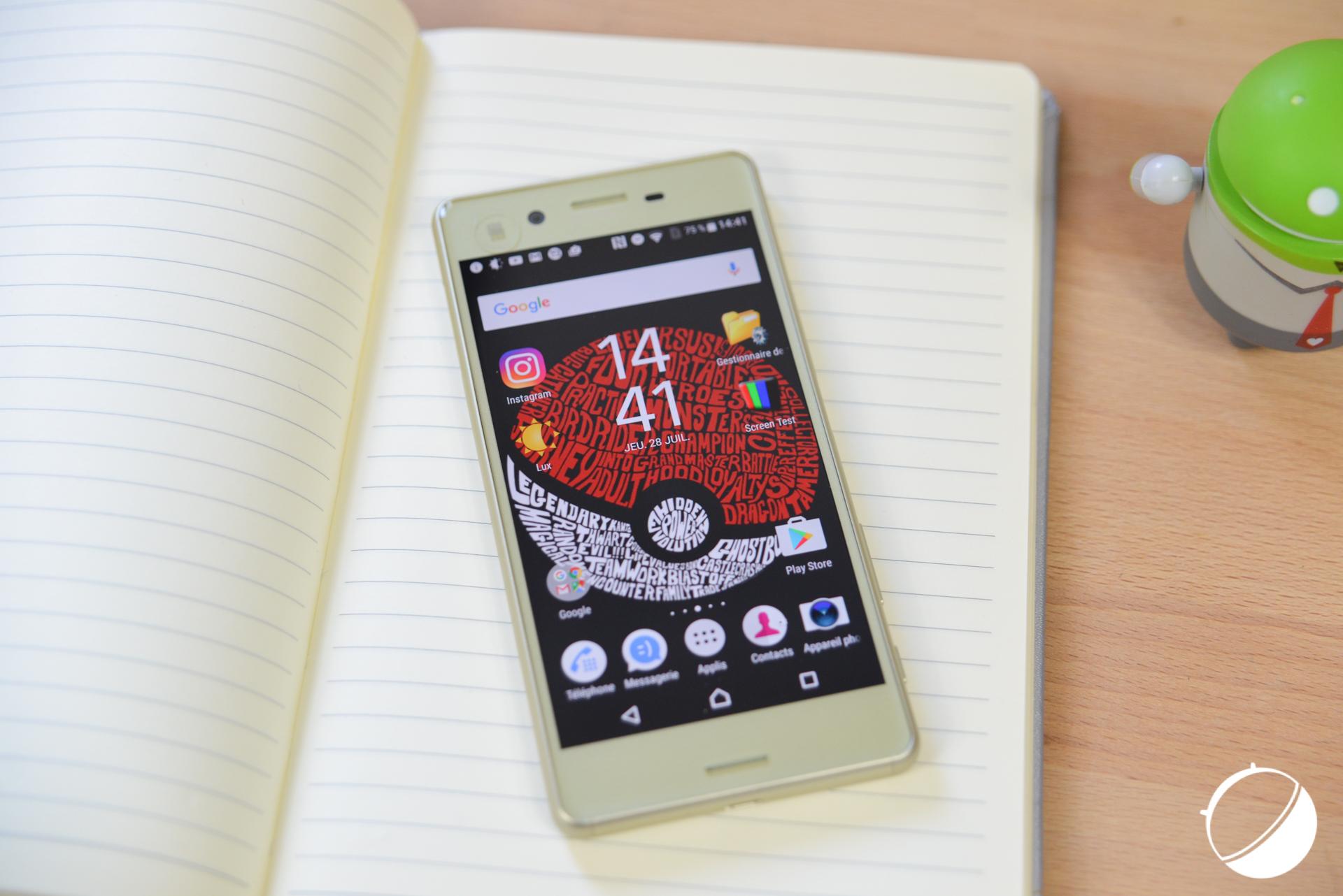 Android 7.0 Nougat arrive sur les Sony Xperia X Performance et XZ
