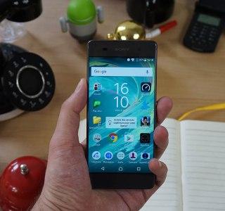 Test du Sony Xperia XA : le mignon à tout prix