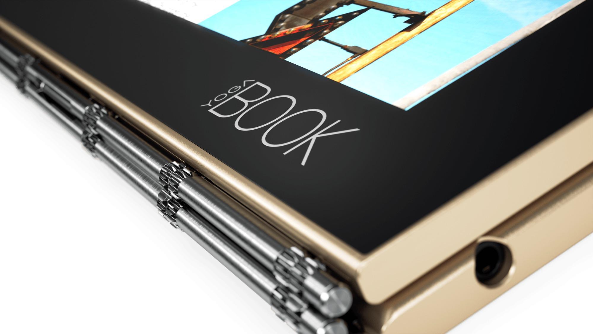 Le Lenovo Yoga Book pourrait avoir droit à une version Chrome OS