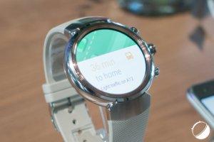 L'Asus ZenWatch 3 arrive enfin en France, quatre mois après son annonce