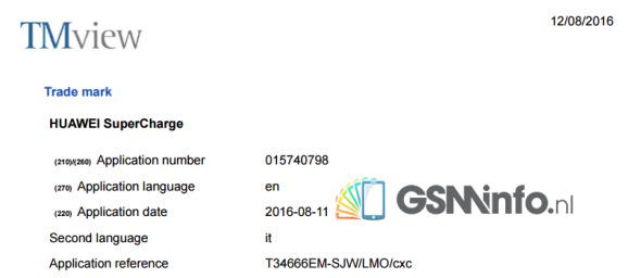 Huawei SuperCharge, la nouvelle norme de charge rapide à attendre ?