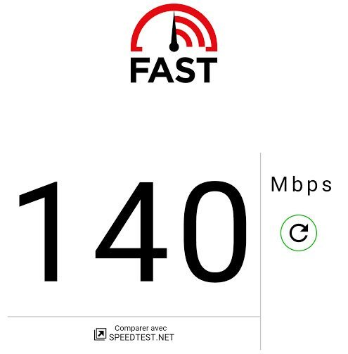 Fast, le speedtest de Netflix s'offre sa propre application mobile