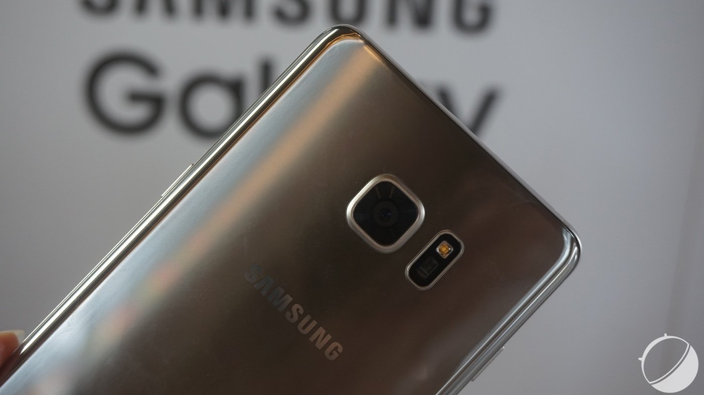 Prise en main du Samsung Galaxy Note 7, la nouvelle référence à grand écran