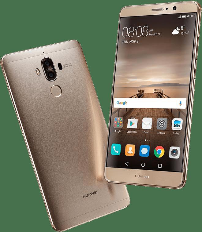 Huawei Mate 9 : tout ce qu'il faut savoir