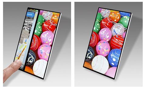 Borderless : un écran de 5,5 pouces presque sans bordure chez JDI