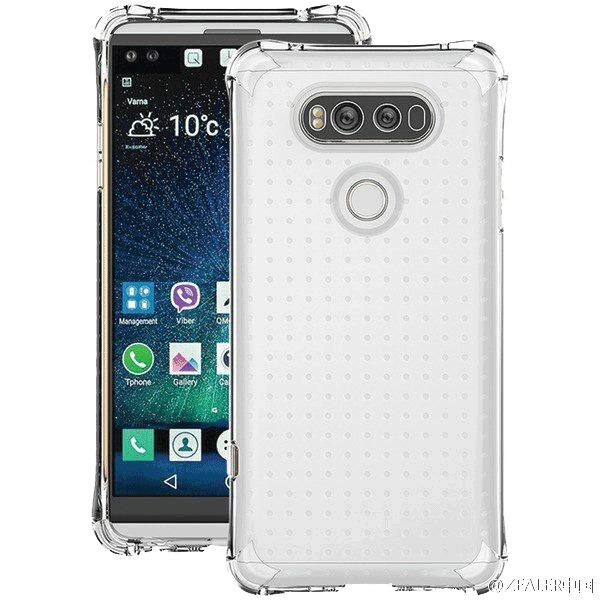 Des photos montrent le LG V20 sous toutes les coutures