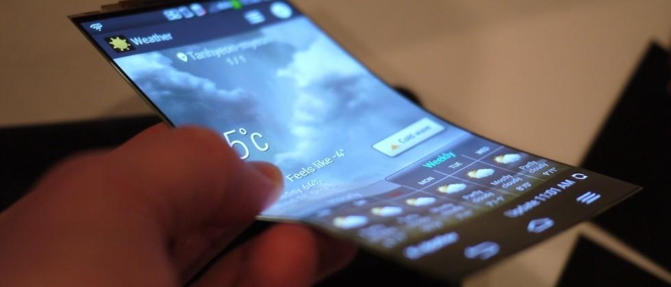 Des écrans LCD flexibles en préparation pour concurrencer l'AMOLED pliable de Samsung
