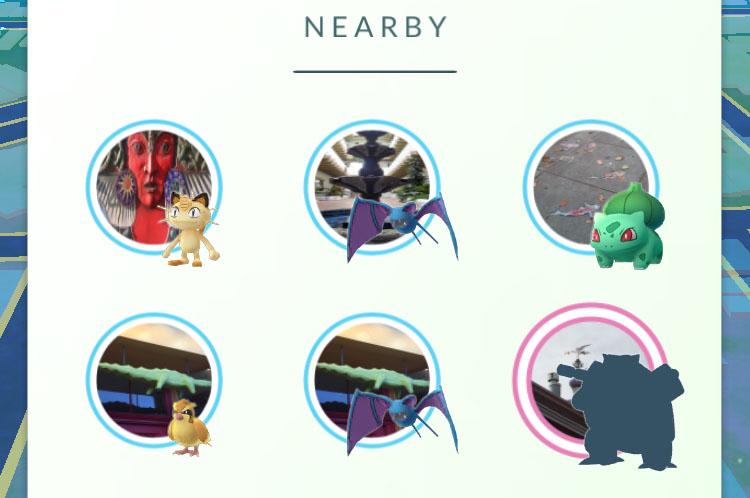 Pokémon Go : une mise à jour du tracker pour contrer les services de localisation tiers