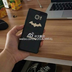 Le Samsung Galaxy Note 7 enfilerait lui aussi le masque de Batman