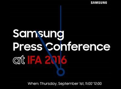 Samsung Gear S3 : on connaît désormais sa date de présentation
