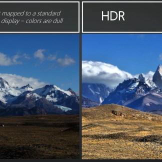 Nous avons testé la HDR et n'en sommes pas sortis indemnes
