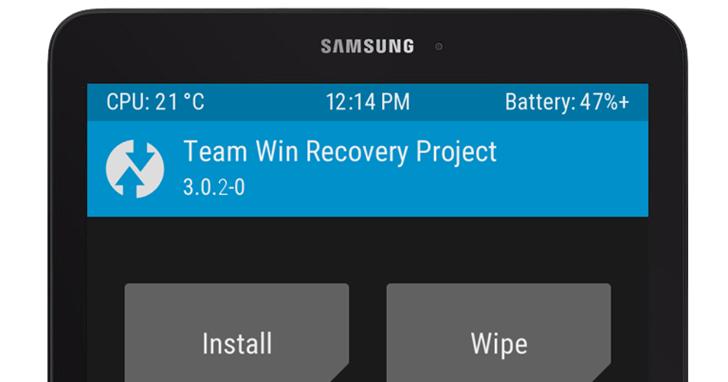 TWRP : le recovery se porte sur une demi douzaine de nouveaux appareils