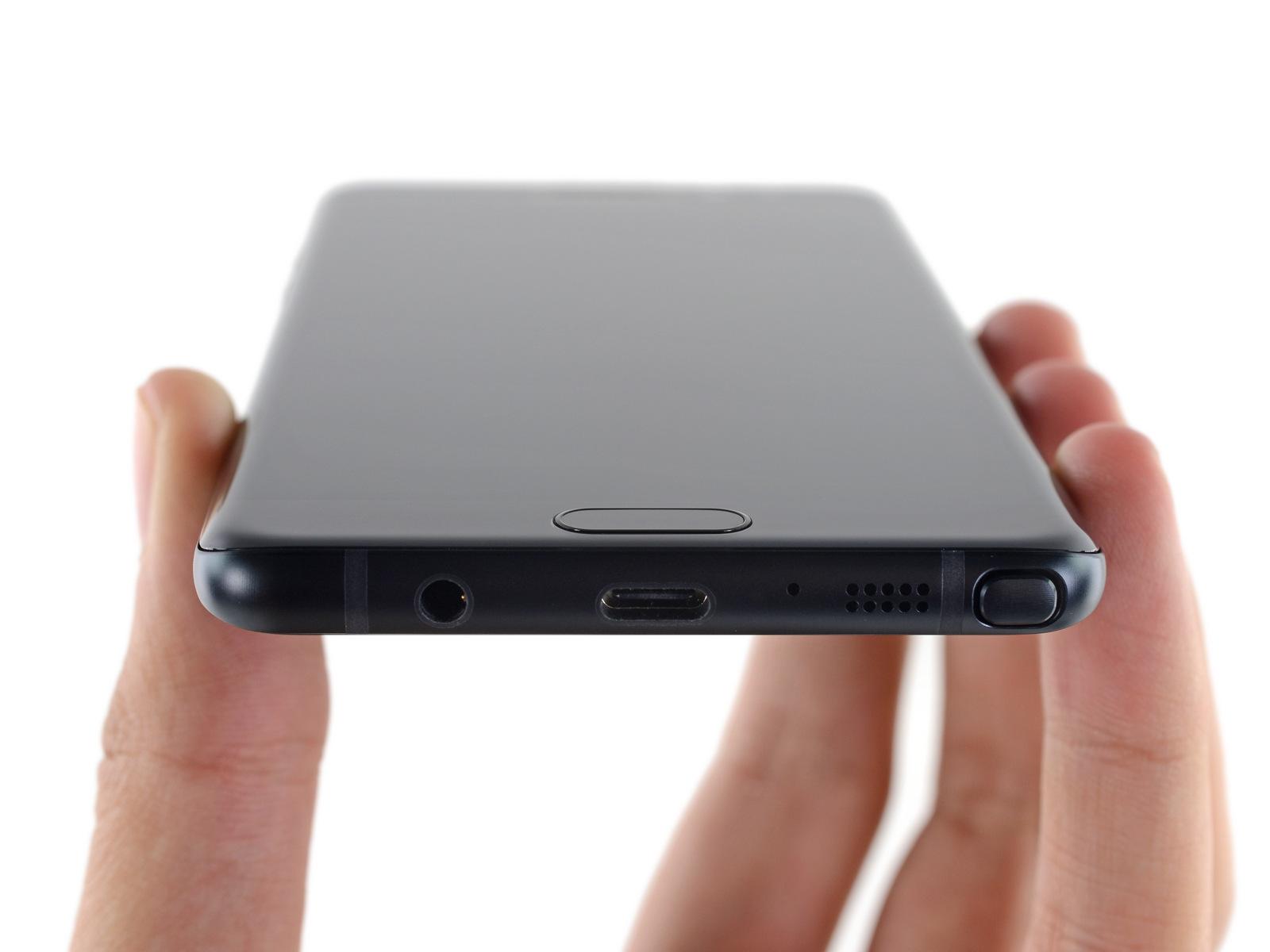 Le Samsung Galaxy Note 7 se fait démonter par iFixit