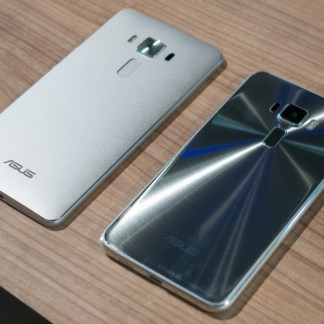 Prise en main des Asus ZenFone 3 et ZenFone 3 Deluxe, loin devant le ZenFone 2