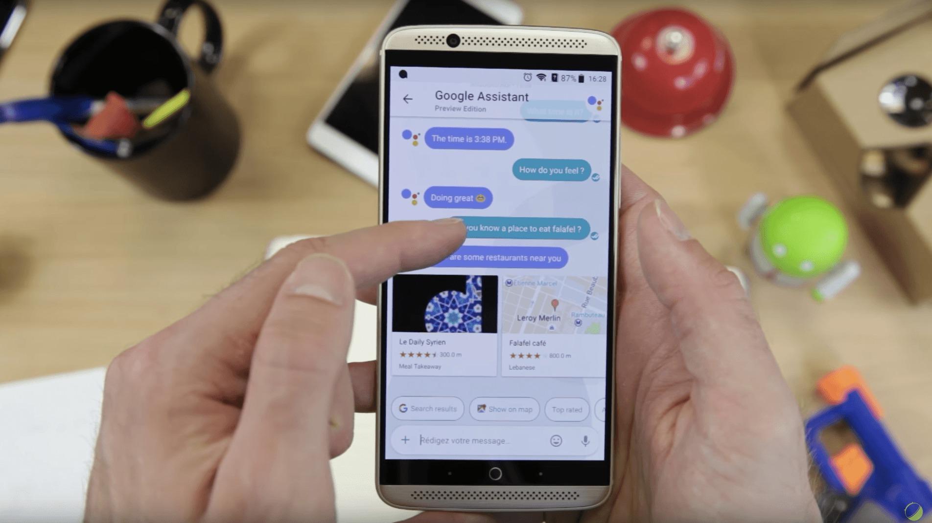 L'APK de Google Allo 6.0 révèle quelques futures améliorations