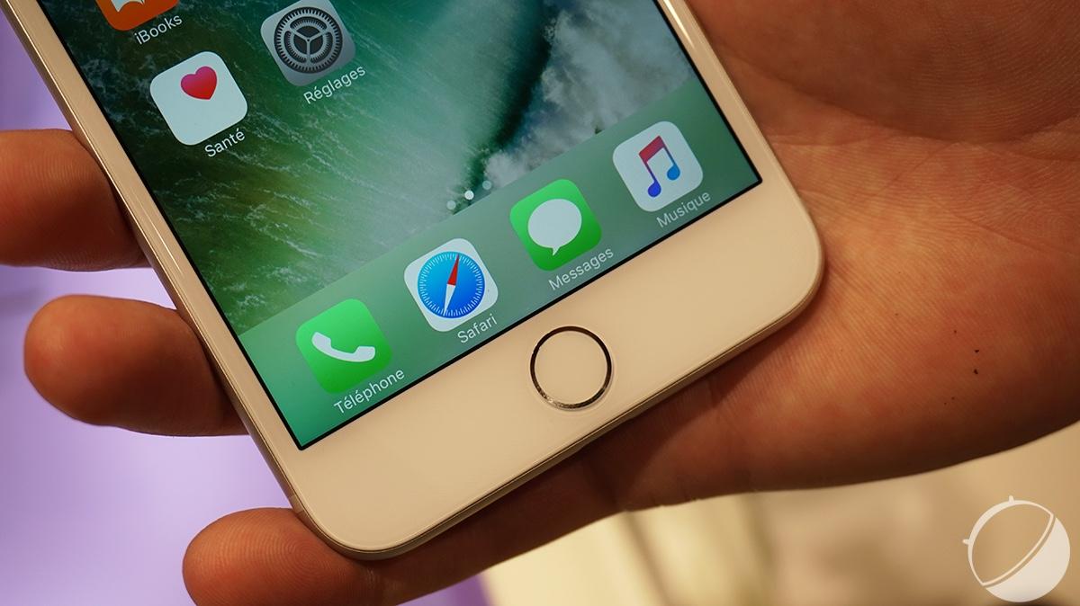 Apple fait un nouveau pas vers un iPhone 8 sans bouton