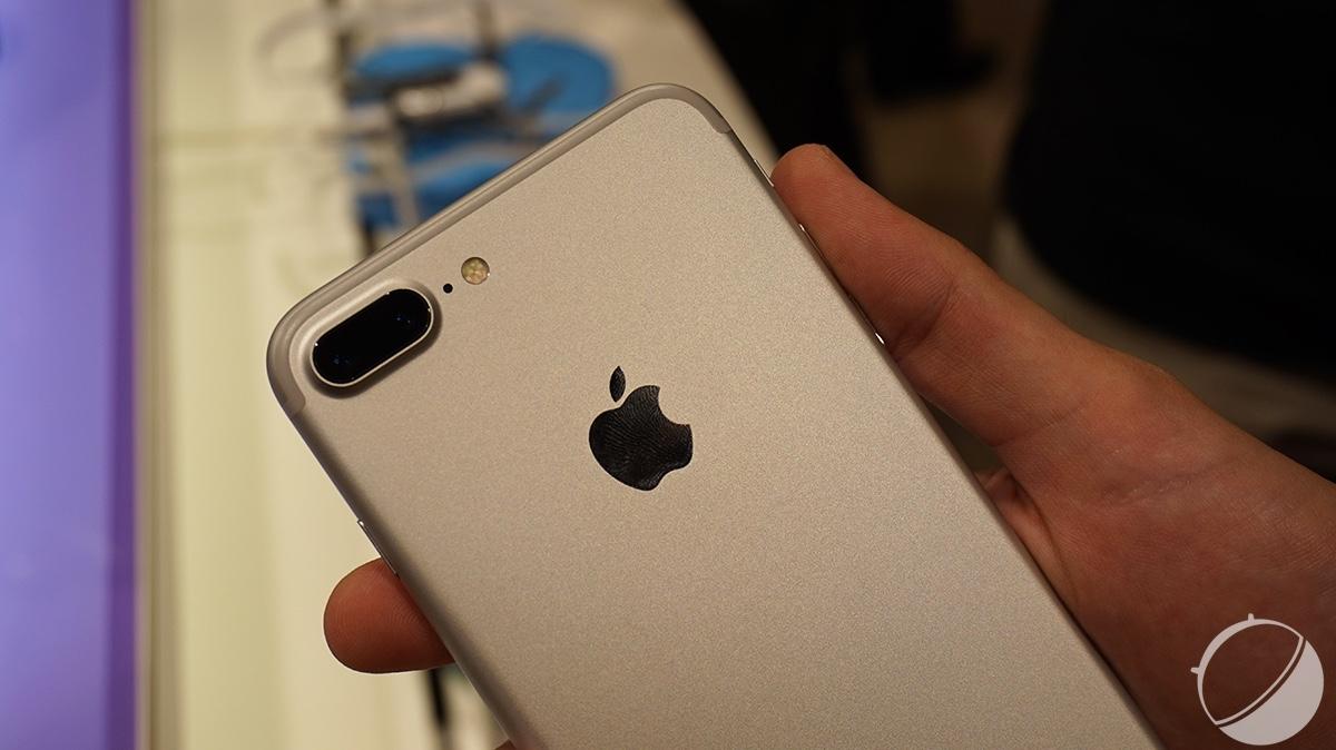 L'iPhone 7 a déjà les oreilles qui sifflent