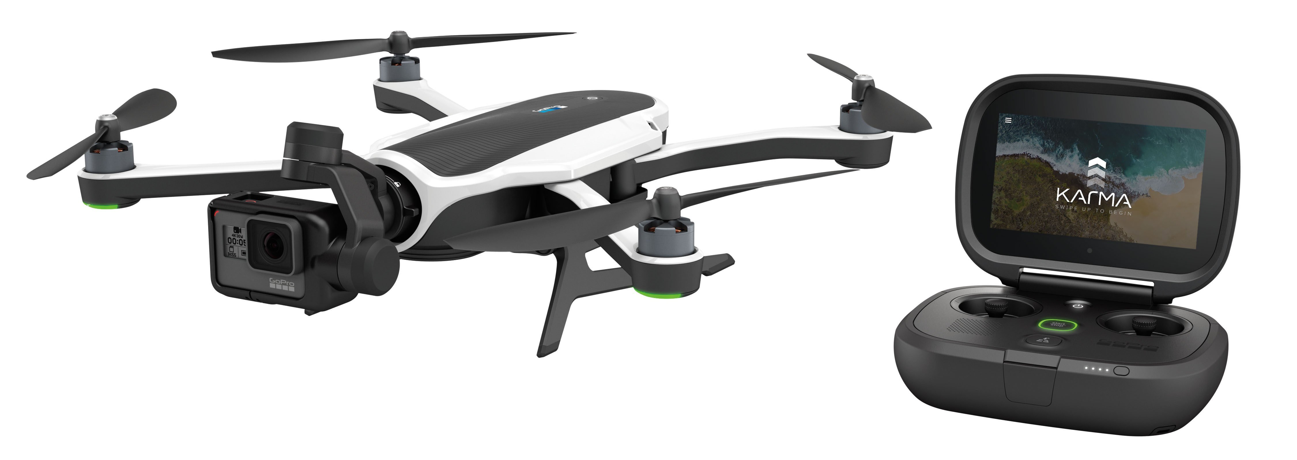 Karma : le drone de GoPro revient au printemps