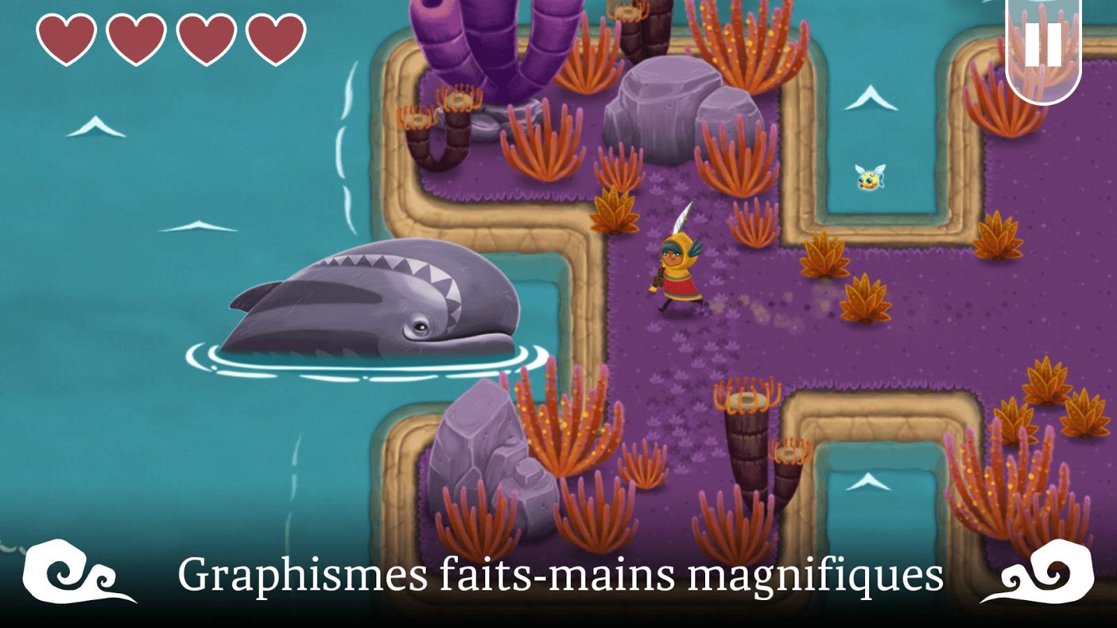 Nos jeux et applications de la semaine : SwiftKey, The Banner Saga 2, La légende de Skyfish…
