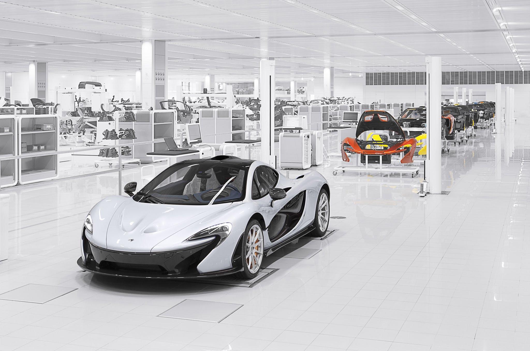 Apple a bel et bien approché McLaren mais les discussions n'ont rien donné
