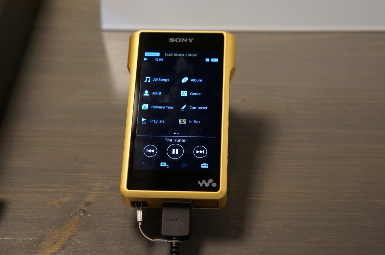 IFA 2016 : Voici le Walkman Sony sous Android à 3 300 euros