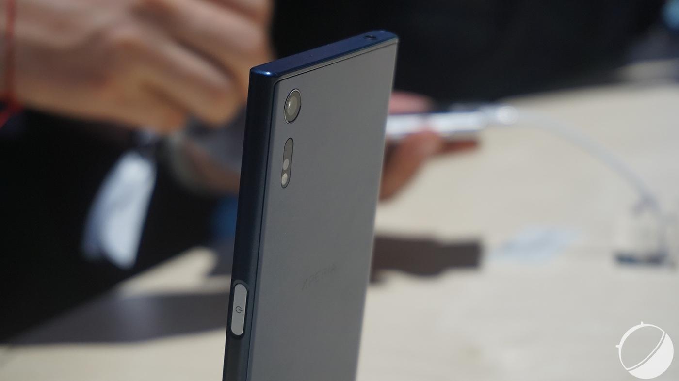 Pourquoi les Sony Xperia n'ont pas de capteurs d'empreintes aux USA