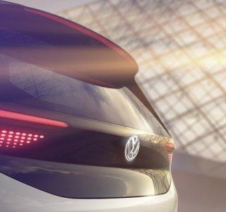 Volkswagen tease un concept car 100% électrique pour marquer l'histoire