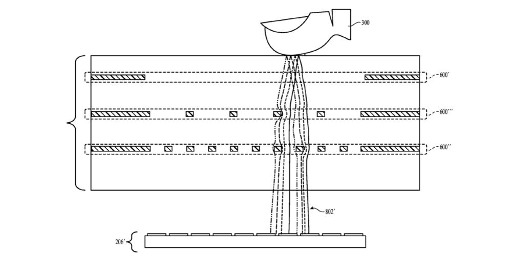 Apple dépose un brevet pour transformer son écran en lecteur d'empreintes