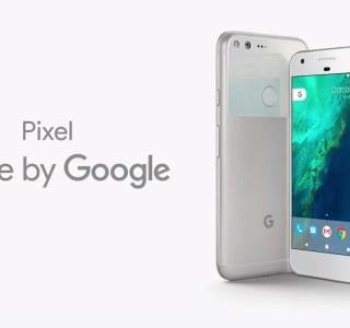 Voici les Google Pixel, les nouveaux smartphones « by Google » : prix, date de sortie et caractéristiques