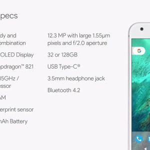 UFS 2.0 sur les Google Pixel : qu'est ce que ça signifie ?
