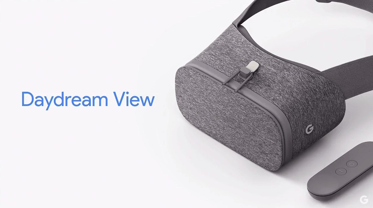 Daydream View : le concurrent du Gear VR made by Google