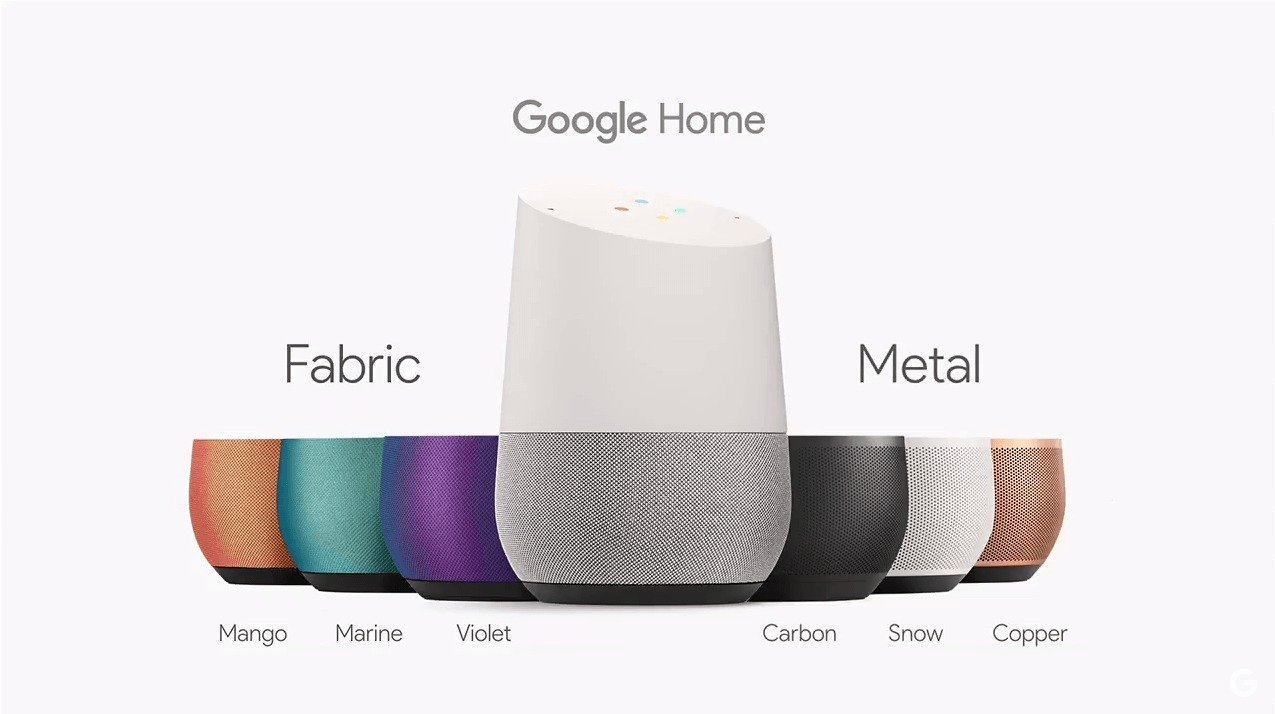 Google (re)annonce Google Home, le concurrent d'Amazon Echo pour placer Assistant au centre du foyer