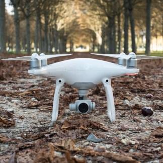 Test du DJI Phantom 4, la Rolls-Royce des drones grand public