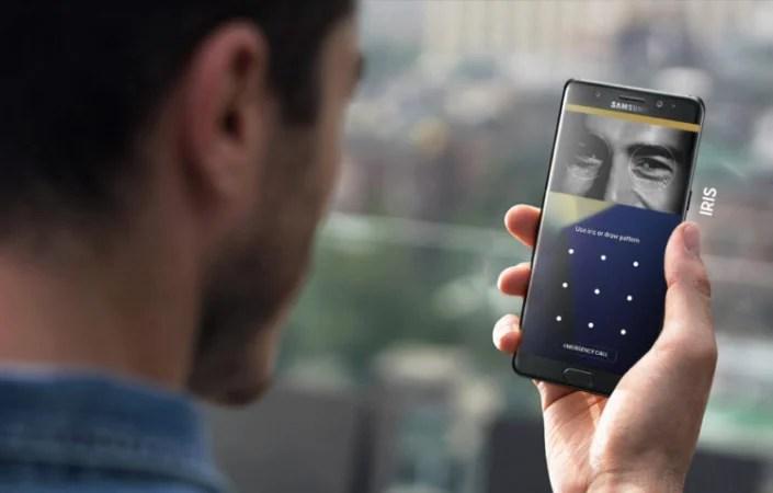 Le Samsung Galaxy S10 marquerait la fin du scanner d'iris