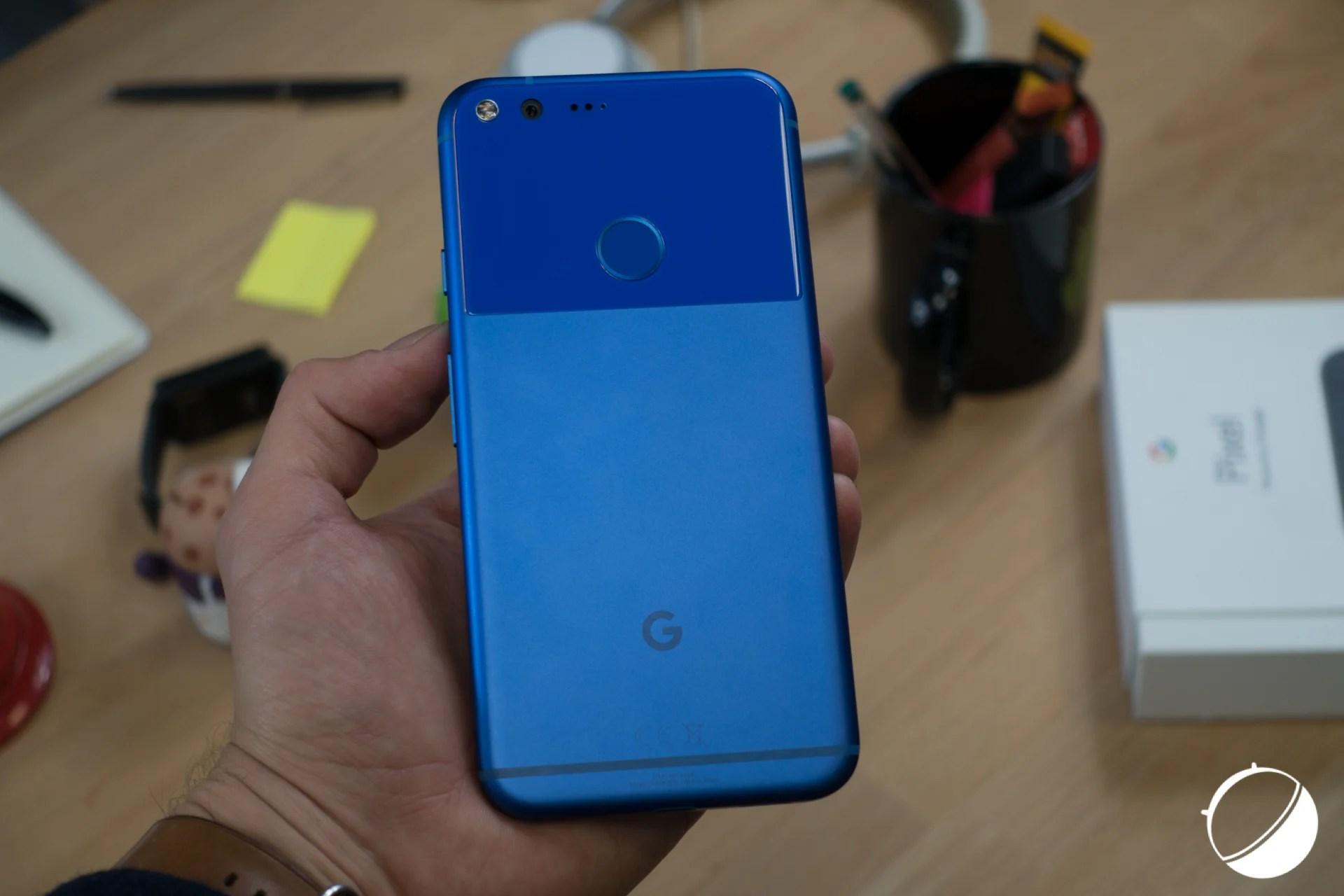 LG devrait fabriquer les prochains Google Pixel XL 2