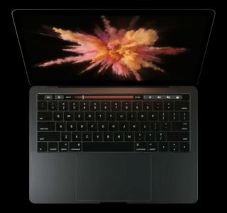 Apple dévoile ses nouveaux MacBook Pro intégrant une barre OLED et un capteur d'empreintes
