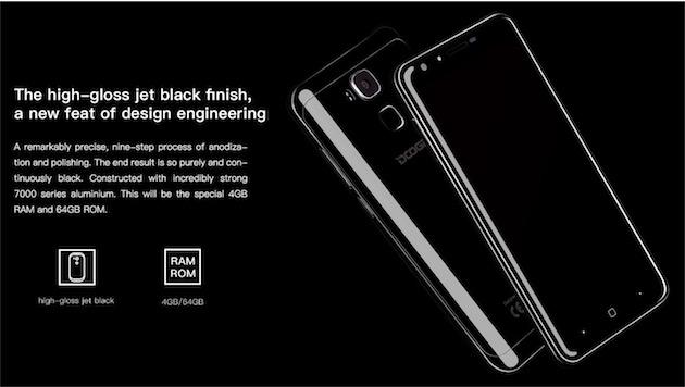 Le « noir de jais » d'Apple repris par un smartphone Android