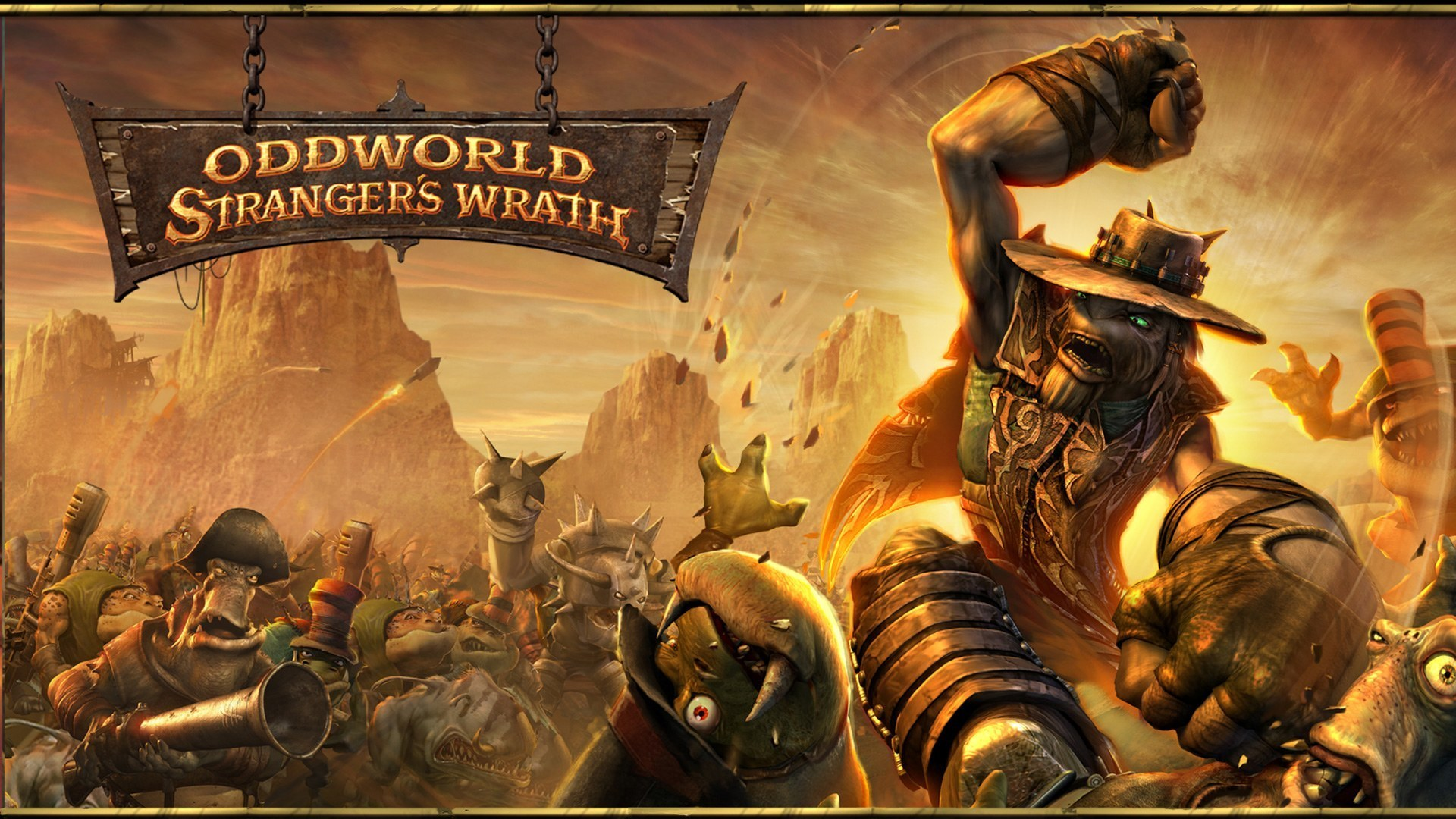 🔥 Bon plan : Le jeu Oddworld: Stranger's Wrath à 10 centimes sur le Play Store